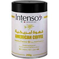 Intenso American Coffee, Vanilla Flavour