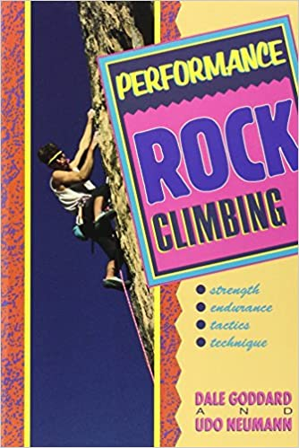 Book Performance Rockclimbing by Dale Goddard (1-Dec-1993)