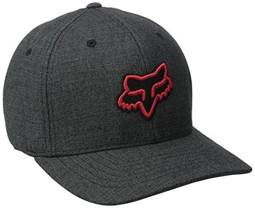 Fox Racing Mens Cavil Flexfit Hat Large/X-Large Black from Fox