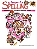 img - for A Reason for Spelling - Level D: Student Workbook book / textbook / text book