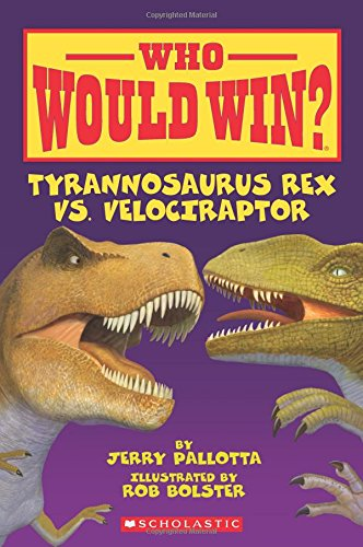 Who Would Win Tyrannosaurus Velociraptor product image