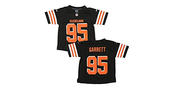the best attitude 82009 f24fb Amazon.com : Nike NFL Kid's (4-7) Cleveland Browns Myles ...