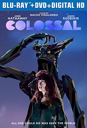 Blu-ray : Colossal (With DVD, Ultraviolet Digital Copy, Digitally Mastered in HD, Digital Copy, 2 Pack)