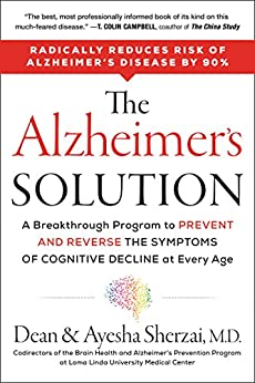 Alzheimers Solution Breakthrough Symptoms Cognitive ebook product image