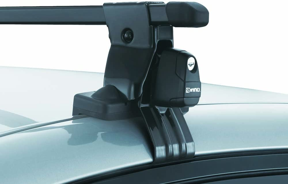 Roof Rack With Built-In Lock