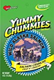 Arctic Paws Salmon Crunchies 4-Ounce Yummy Chummies Crunchy Treats, My Pet Supplies