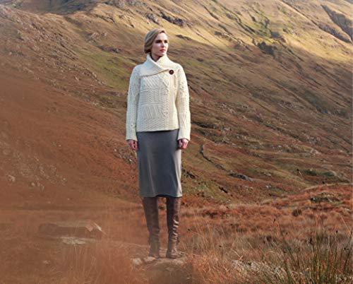 Donn Mujer Carraig chaleco Donn Carraig Mujer Para Para chaleco Para Mujer Carraig chaleco Donn dCOqd