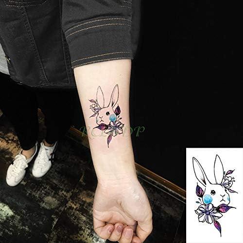 Yyoutop Impermeable Tatuaje Temporal del Gato del Gatito pequeño ...
