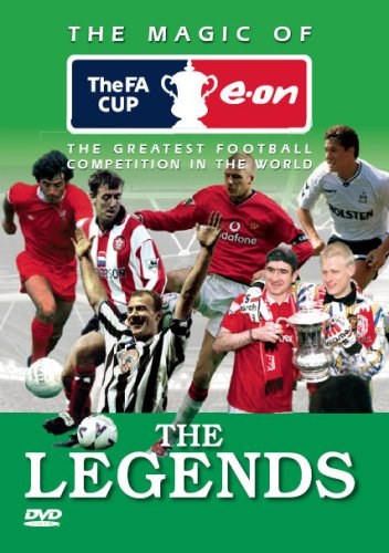 The Legends - The Magic Of The FA Cup [DVD] for sale  Delivered anywhere in USA
