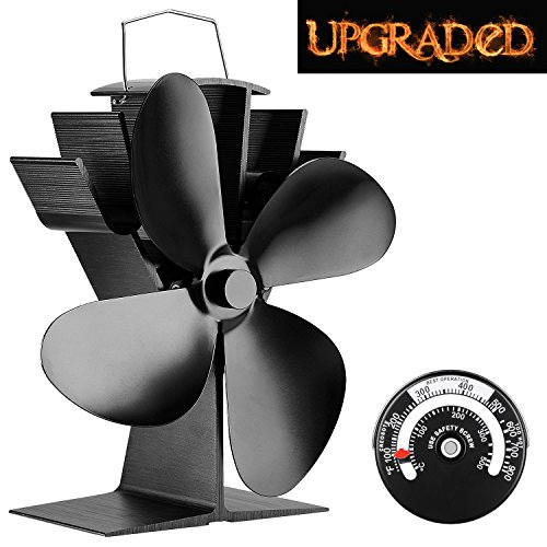 wood stove top fan - 1