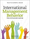 img - for International Management Behavior: Global and Sustainable Leadership book / textbook / text book