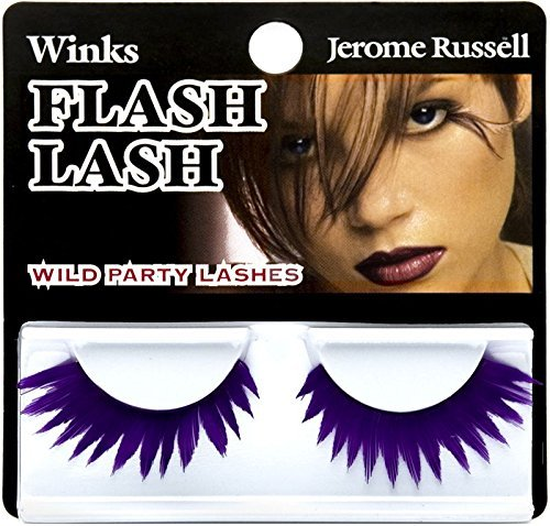 Jerome Russell Winks Flash - Jerome Russell Winks Flash Lash, 80's Violet Flash by Jerome Russell