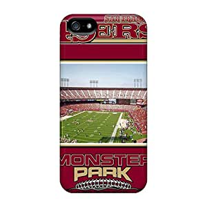 TinaMacKenzie Ire34040fIXp Cases For Iphone 5/5s With Nice San Francisco 49ers Appearance