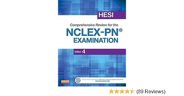 HESI Comprehensive Review for the NCLEX-PN® Examination - E