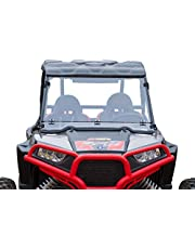 2015-2018 RZR 900//4 900//S 900//XC 900 Tepeng clear Scratch Resistant half windshield for Polaris 2014-2018 RZR XP 1000//XP 4 1000 2016-2018 RZR XP TURBO//XP 4 TURBO 2016-2018 Polaris RZR S 1000