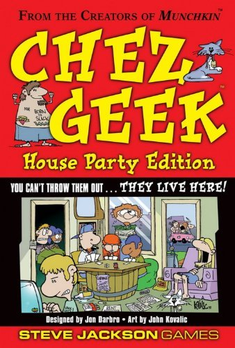 chez geek house party edition - 1
