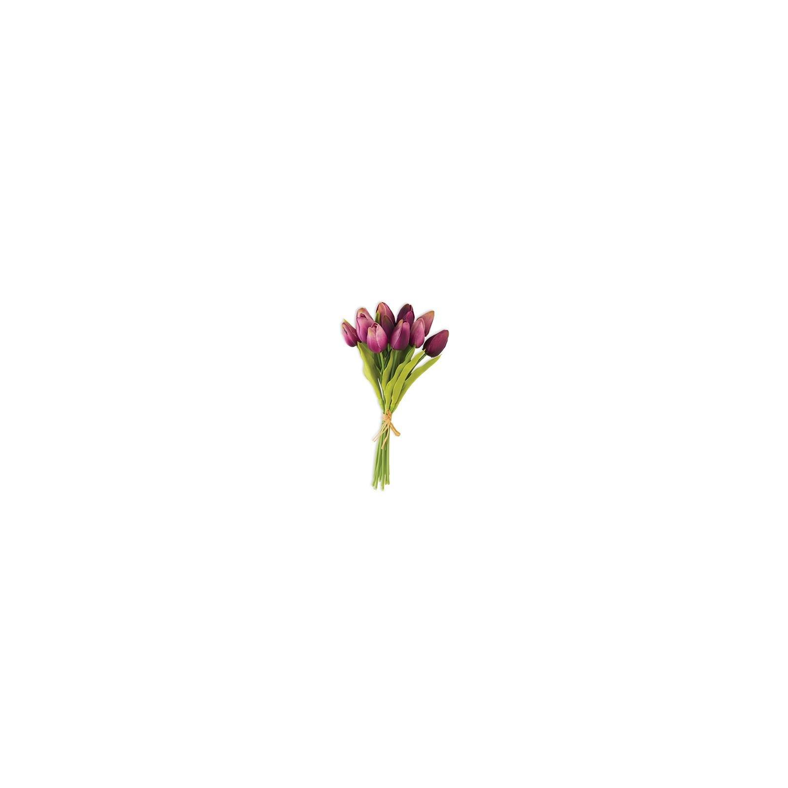 Mini Purp Tulip (Pack of 24) by K&K Interiors (Image #1)