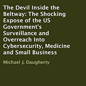 The Devil Inside the Beltway Audiobook