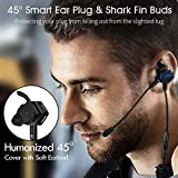 BENGOO MG-2 Gaming Earbuds with Dual Mic Deep Bass