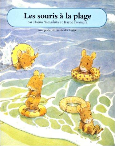 Famille Souris<br /> Les Souris à la plage