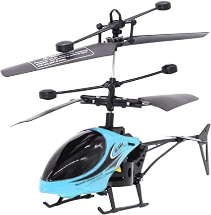 D715 Flying Mini Infrared Induction RC Helicopter Rrone LED Flash for Kid Toy de