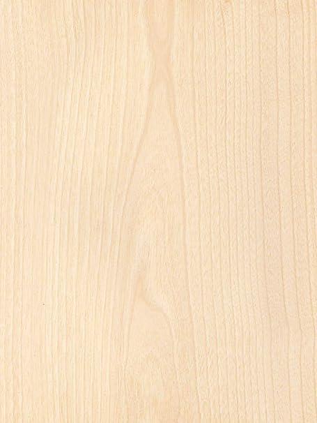 "Birch wood veneer sample sheet 10/"" x 8/"" on phenolic HPL backer 1//20th/"" thick"