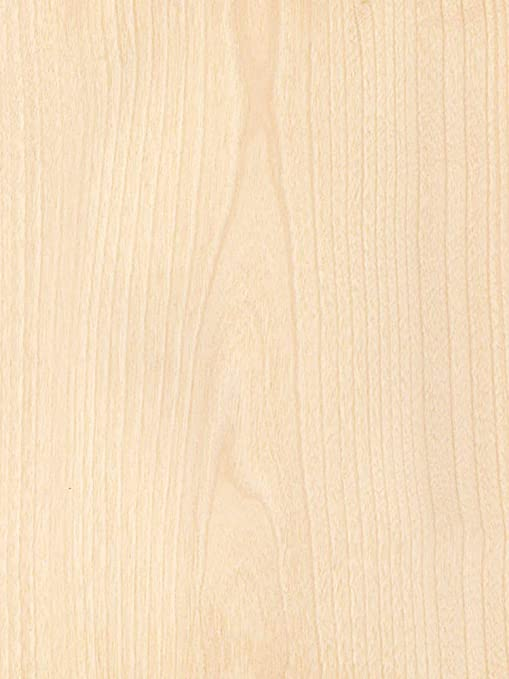 Wood Veneer Birch White Rotary 2 X 8 10 Mil Paper Backer