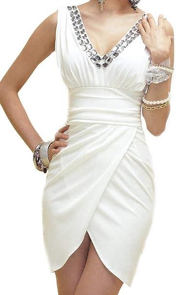 白 ドレス キャバ
