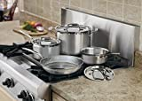 7 pc stainless steel cookware set - Cuisinart Multiclad Pro Triple Ply Stainless 7-Pc. Set
