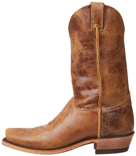 f2e9006704f Amazon.com | Justin Boots Men's Bent Rail Leather Boot | Industrial ...