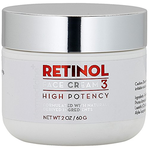 Eye Apricot Care (Retinol Cream For Face & Eye 3% Blend | Natural Anti Aging w/ Jojoba Oil, Apricot Oil, Hyaluronic Acid & Squalane | Helps Smooth Fine Lines & Wrinkles & Brightens for Younger Skin)