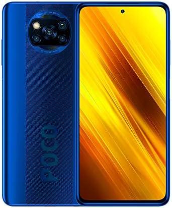 Xiaomi Poco X3 NFC 6GB128GB Azul Cobalt Blue Dual SIM