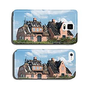 Burnt down house cell phone cover case iPhone6 Plus