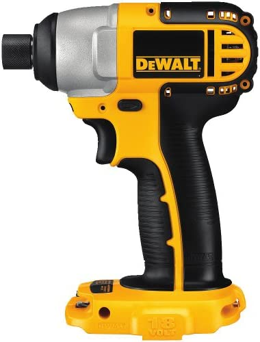 DEWALT DC825B 1 4-Inch 18-Volt Cordless Impact Driver Tool Only