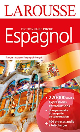 Dictionnaire Larousse poche Espagnol (Bilingue espagnol)