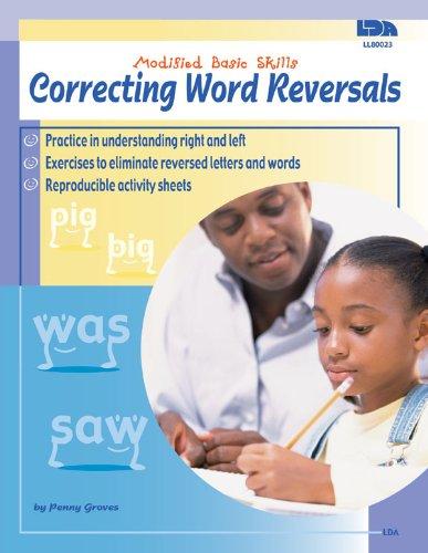Correcting Word Reversals (Modified Basic Skills) PDF