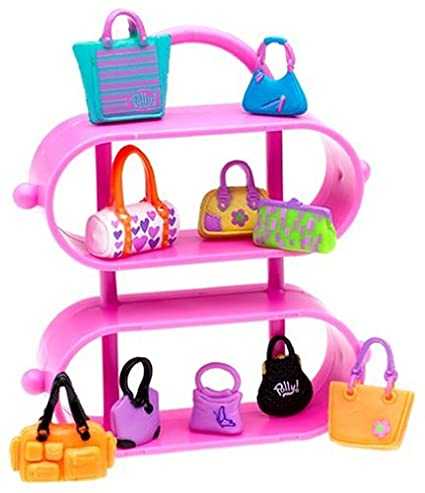Amazon.com: Polly Pocket Pretty Monederos Monederos Pack de ...