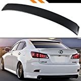 Cuztom Tuning FOR 2006-2013 LEXUS IS 250/350/ISF F SPORT VIP STYLE REAR WINDOW ROOF TOP SPOILER