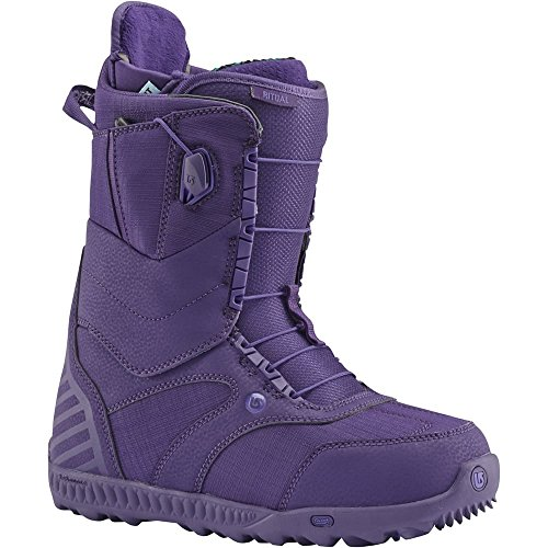 Burton Ritual 17 Feelgood Viola Womens Stivali Freddi Feelgood Viola