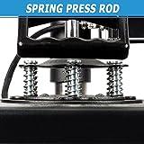 "ROVSUN 8 in 1 Digital Heat Press Transfer Sublimation Multifunction Machine,Rhinestone/T-Shirt/Hat/Mug/Plate/Cap Press Pads DIY Press,12""x15""w/ 1250W"