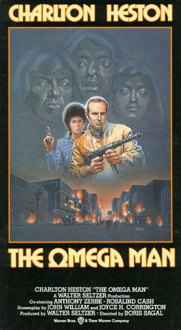 - The Omega Man [VHS]