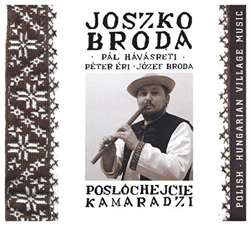 Poslochejcie Kamaradzi, Polish Hungarian Village Music [Music CD]