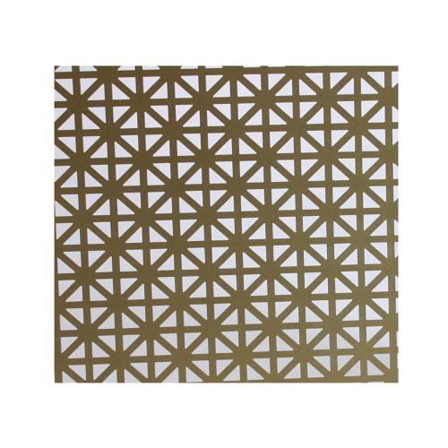 M-D Building Products 57141 Unionjack Metal Sheet, Albras