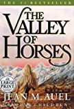 The Valley of Horses, Jean M. Auel, 0375431764