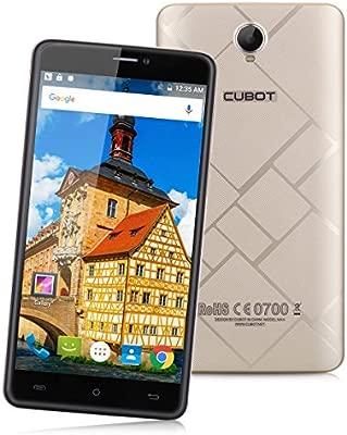 "Cubot Max - 4G Smartphone Libre Android 6.0 (Pantalla 6.0"", MT6753 Octa-Core 1.3GHz, 3G Ram, 32G Rom, Dual Sim, Dual ID, Captura Gesto, HotKnot) ..."