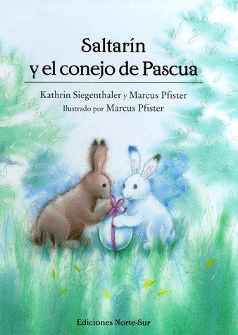 Saltarin y el conejo de Pascua (Spanish Edition)