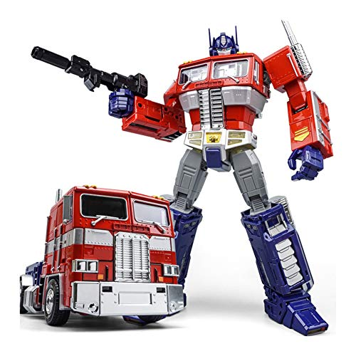 Masterpiece Prime Optimus - WEI JIANG MPP10 Oversize Alloy Masterpiece Commander