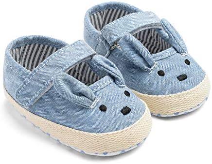Baby Boy Girl Shoes Cute Animal Kid Anti-Slip On Shoes