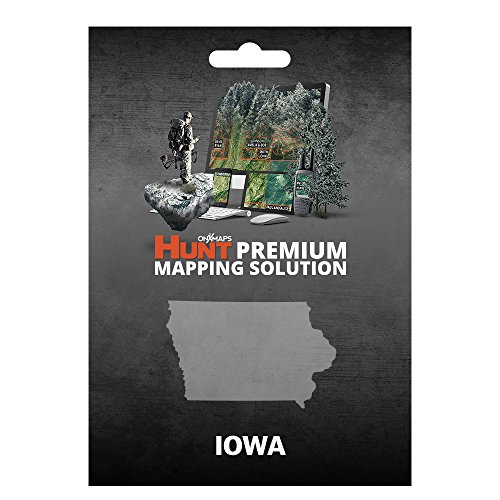 onXmaps HUNT Iowa: Digital Hunting Map For Garmin GPS + Premium Membership For Smartphone and Computer - Color Coded Land Ownership - 24k Topo - Hunting Specific Data by onXmaps (Image #7)