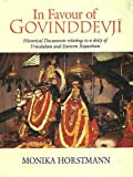 In Favour of Govinddevji: Historical Documents Relating to a Deity of Vrindaban and Eastern Rajasthan
